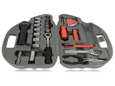 36-Piece Car Shaped Tool Kit » XG3145