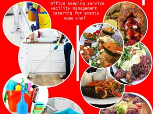 DC & Co cleaning and catering services