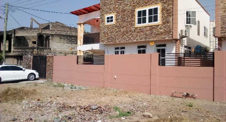 4 Bed Rooms Store Building For Sale At Spintex Ro