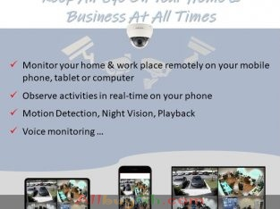 CCTV Cameras and Surveillance system