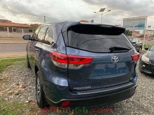2017 Toyota Highlander XLE for sale