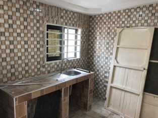 Chamber and hall self contain for rent at East legon