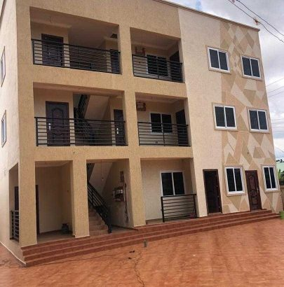 2bedroom apartment for rent at Adjiriganor
