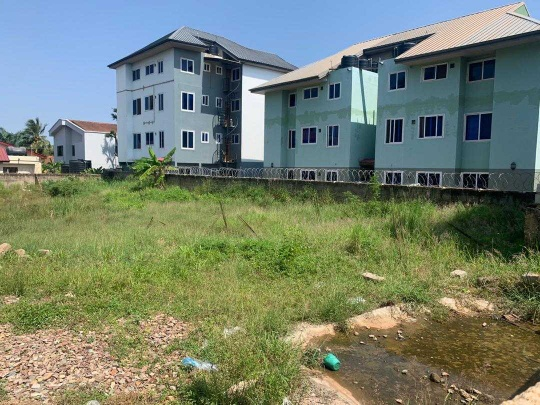 2plots of land for sale at East legon
