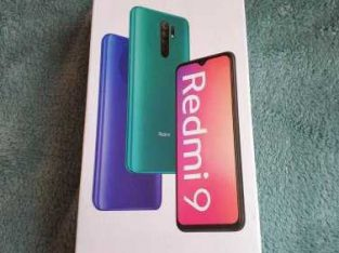 Xiaomi Redmi 9 4GB + 64GB, Green