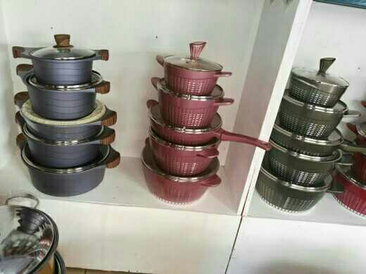 Quality cooking pots
