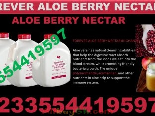 FOREVER ALOE BERRY NECTAR IN ACCRA